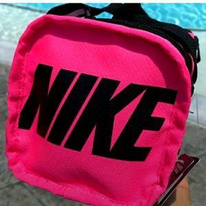 💕NIKE Duffle Bag Lunch Box Pink Lunch Box 💕